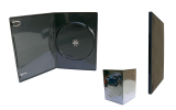 Black 7 mm DVD Box - Recycled