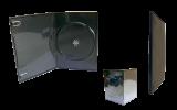 Black 7 mm DVD Box - Recycled