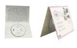 CD Digisleeve Letter Size - 4 pages-1 CD