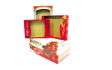 Corrugated Box direct food contact