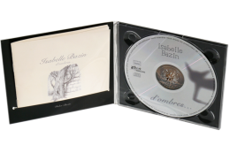 CD Digipack 4 pages-1 CD
