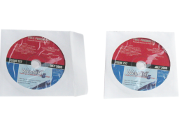 CD DVD in Paper Sleeve