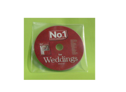 CD DVD in PVC Sleeve