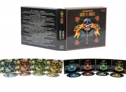 clamshell box cd box set for 8 cd deluxe collection