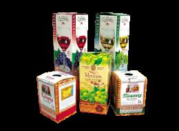 Corrugated Box wine Cases